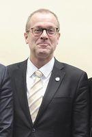 Europachef der Weltgesundheitsorganisation, Hans Kluge