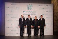 Premierminister der Visegrád-Gruppe (V4) (2018)