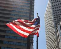 USA Flagge (Symbolbild)