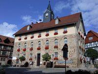 Das Spangenberger Rathaus