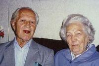 Altes Ehepaar: Zusammenleben schützt.