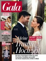 "Cover GALA (36/2018) ab 30. August 2018 im Handel. Bild: ""obs/Gruner+Jahr, Gala"""