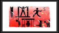 Seit langem hält sich das Gerücht, daß (höhere) Strafen irgendwelche Verbrechen verhindern würden (Symbolbild)