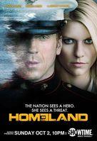 """""""Homeland"""" Poster aus der ersten Staffel"""