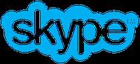 Logo von Skype