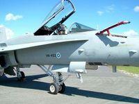 US-Kampfjet: bald auch mit Laserwaffen. Bild: flickr.com/Dave_S.