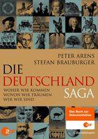 """Cover """"Die Deutschland-Saga"""""""