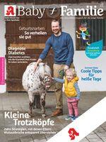 """Titelbild Baby und Familie Juni 2018 / Bild: """"obs/Wort & Bild Verlag - Baby und Familie"""""""