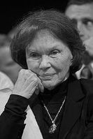 Danielle Mitterrand (2007) Bild: Guillaume Paumier / wikipedia.org