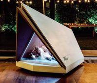 Hundehütte 2.0: Ford bietet Lärmunterdrückung für Hunde.