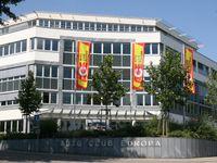 ACE Auto Club Europa Zentrale in Stuttgart