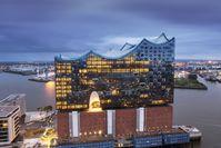 "Elbphilharmonie Hamburg Bild: ""obs/Hamburg Marketing GmbH/Thies Raetzke"""