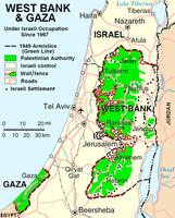 Westjordanland Bild: de.wikipedia.org