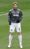 Thomas Hitzlsperger bei West Ham United im März 2011