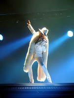 Cristina Aguilera Bild: Michael - moesi from Flickr. / de.wikipedia.org