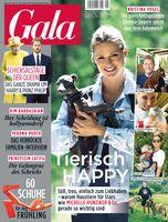 GALA Cover 9/2021 (EVT: 25. Februar 2021) Bild: GALA, Gruner + Jahr Fotograf: Gruner+Jahr, Gala