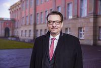 """Der energiepolitische Sprecher der AfD-Fraktion im Landtag Brandenburg, Sven Schröder. Bild: """"obs/AfD-Fraktion im Brandenburgischen Landtag/AfD-Fraktion Brandenburg"""""""