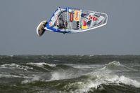 Windsurf-Weltmeister Philip Köster Bild: 9pm media