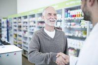 Apotheken-Mitarbeiter unterliegen der Schweigepflicht Bild:     Wort & Bild Verlag - Gesundheitsmeldungen