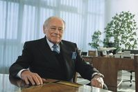 Prof. Dr. h. c. mult. Reinhold Würth Vorsitzender des Stiftungsaufsichtsrates der Würth-Gruppe. Bild: Adolf Würth GmbH & Co. KG