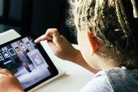 Tablet: Altersnachweis für Kinder im Web diskutiert