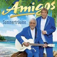 """Das Cover """"Sommerträume"""" der Amigos"""
