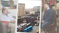 """Bild: SS Video: """"Dirk Pohlmann - Aktuelle Proteste in Russland und tatsächlicher Grund für Nawalnys Verhaftung"""" (https://youtu.be/g7cda6IHO5M) / Eigenes Werk"""