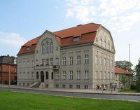 Rathaus von Sassnitz