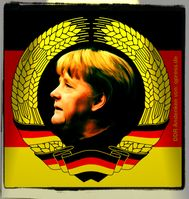 Angela Merkel - unbegrochen die beliebteste Kanzerlin in Deutschland, vielleicht der ganzen Welt und aller Zeiten? Das bestätigen regelmäßig knapp 1000 Menschen in Deutschland(Symbolbild)