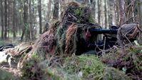 KSK-Scharfschütz bei einem Training. Bild: de.wikipedia.org