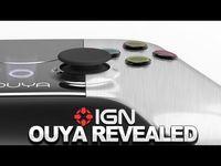 "Screenshot aus dem Youtube Video ""IGN News: The Ouya Unveiled"""