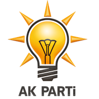 Justice and Development Party (AKP Türkei) Logo