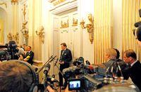Nobelpreis für Literatur: Bekanntgabe des Preisträgers