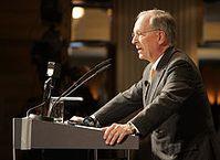 Wolfgang Ischinger Bild: Kai Mörk / www.securityconference.de
