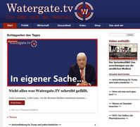 Bild: Screenshot www.watergate.tv