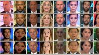 Face-Swaps: neuer Algorithmus erkennt Merkmale.
