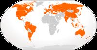 ING Group global Niederlassungen: Die ING Bank will Kredite kündigen, die nicht der Klimahysterie folgen wollen - Weltweit.