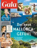 Cover GALA 21/2021 (EVT: 20. Mai 2021) Bild: GALA, Gruner + Jahr Fotograf: Gruner+Jahr, Gala