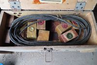 Aufgefundener Sprengstoff Bild: Polizei