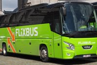 Flixbus Europe intercity buses