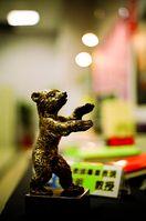 Bären-Statuette