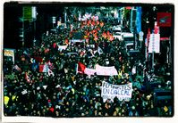 Generalstreik in Frankreich - Ein Volk setzt sich solidarisch für ihre ureigenen Interessen ein (Symbolbild)