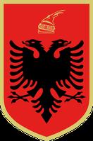 Wappen von Albanien