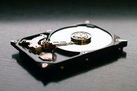Festplatte (symbolbild)