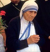 Mutter Teresa Bild: Túrelio