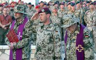 Militärpfarrer (Symbolbild)