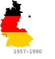 """Westdeutschland oder auch """"Bonner Republik"""""""