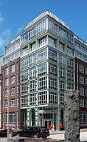 Zentrale der Europäisch-Iranischen Handelsbank in Hamburg. Bild: Mbdortmund / de.wikipedia.org