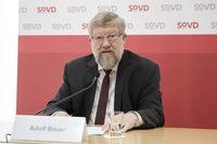 """Adolf Bauer (2019) Bild: """"obs/SoVD Sozialverband Deutschland/Wolfgang Borrs"""""""