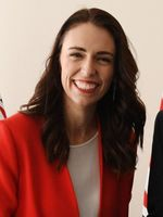 Jacinda Kate Laurell Ardern  (2019)